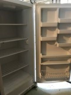 full size upright freezer