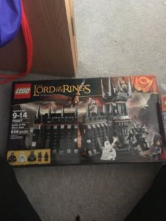 LEGO Battle at Black Gate NIB, Lord of the Rings
