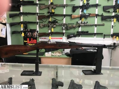 For Sale: Mossin M44