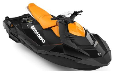 2019 Sea-Doo Spark 3up 900 H.O. ACE iBR + Convenience Package PWC 3 Seater Toronto, SD