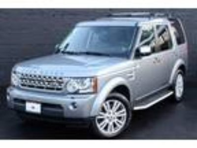 $22995.00 2012 LAND ROVER LR4 with 77770 miles!