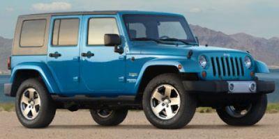 2010 Jeep Wrangler Unlimited Sahara (Black)