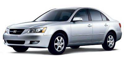 2006 Hyundai Sonata GLS (White)