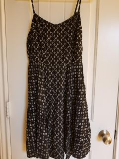 Old Navy Dress with Side Zipper