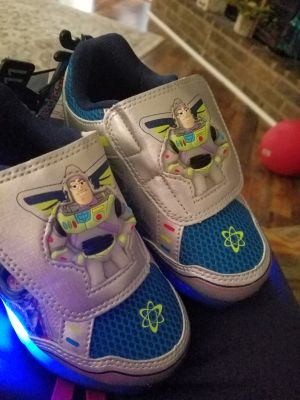 Toy story shoes new with tags size 11