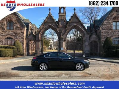2012 Acura TL SH-AWD w/Advance (Crystal Black Pearl)