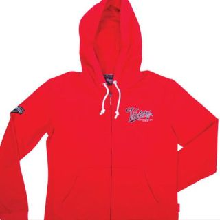 Buy VICTORY WOMENS ENGINE HOODIE RED MEDIUM 286435403 motorcycle in Maumee, Ohio, United States, for US $69.99