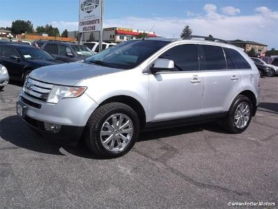 2010 Ford Edge Limited (Silver)