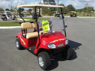 2016 E-Z-Go TXT Electric Golf carts Lakeland, FL