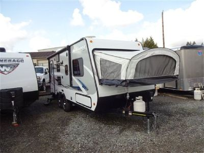 2017 Jayco Jay Feather Hybrid 19XUD Hybrid 19XUD Travel Trailer
