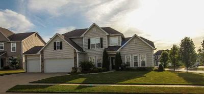 6931 Dry Creek Court Fort Wayne Four BR, Hope you are packed