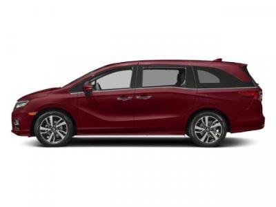 2018 Honda Odyssey Elite (Deep Scarlet Pearl)
