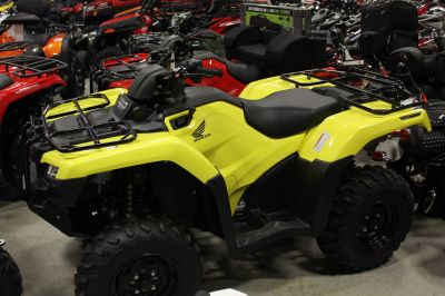 2018 Honda FourTrax Rancher 4x4 DCT IRS EPS Utility ATVs Adams, MA