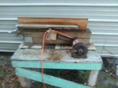 Craftsman Jointer/planner