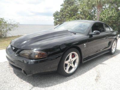 1996 Ford Mustang SVT Cobra (black)
