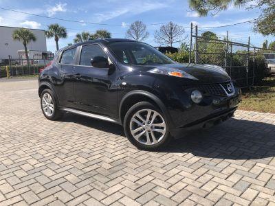 2012 Nissan JUKE S (Black)