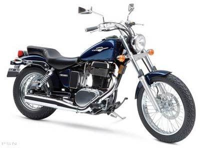 2007 Suzuki Boulevard S40 Cruiser Motorcycles Melbourne, FL