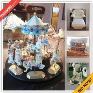 HIGH END AUCTION - Langhorne Manor Moving Online Auction - W. Fairview Avenue