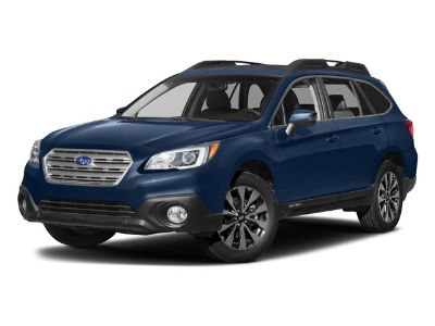 2017 Subaru Outback Limited (Crystal White Pearl)
