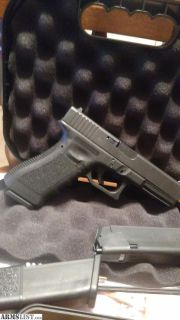 For Sale/Trade: Glock 17 9 mm Gen3