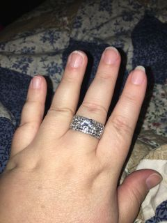 Costume Ring- Size 10