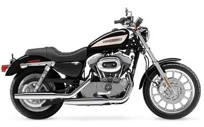 2004 Harley-Davidson Sportster XL 1200 Roadster Sport Motorcycles Greensburg, PA