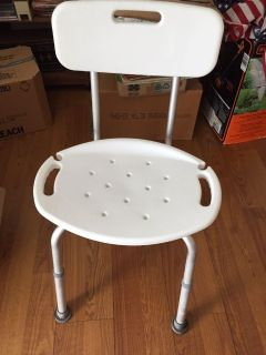 Portable Shower Chair, MORE INFO