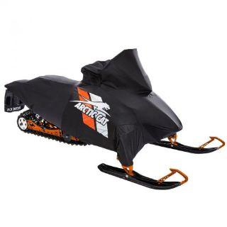 Purchase Arctic Cat Premium Cover Black & Orange 2012-2017 ZR F XF 128 129 137 - 6639-023 motorcycle in Sauk Centre, Minnesota, United States, for US $136.99