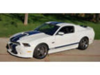 2011 Ford Mustang Shelby GT350 GT-350 Mustang Supercharged 2011 SHELBY GT-350