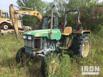2006 John Deere 5103 2WD Tractor