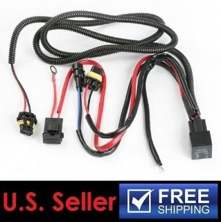 Buy HIGH QUALITY HID H10 9005 9006 Headlight Fog Light Relay Wiring Harness motorcycle in Diamond Bar, California, US, for US $9.95