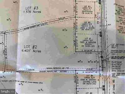 Lot 2 Old Stage Rd #2 Laurel, Build your dream house on this