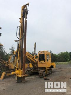 2012 Gill Rock 300C Beetle Crawler Mounted Blast Hole Drill