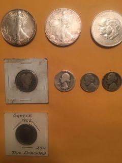 Selling last of my coin collection