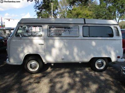 1972 VW Bus Camper (Westy)