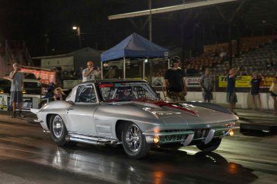 1963 Corvette Outlaw 10.5/ Drag Radial Liminted
