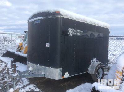 2004 Mirage S/A Enclosed Utility Trailer