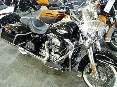 2012 Harley-Davidson Road King Touring Motorcycles Carroll, OH