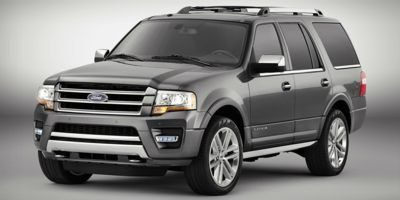2017 Ford Expedition XLT (White)