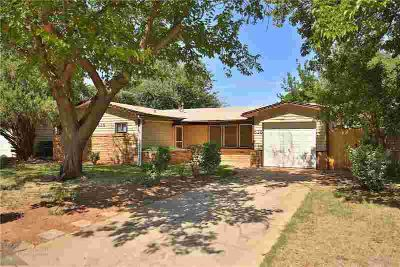 626 Glenhaven Drive Abilene Four BR, Nice large home to raise a