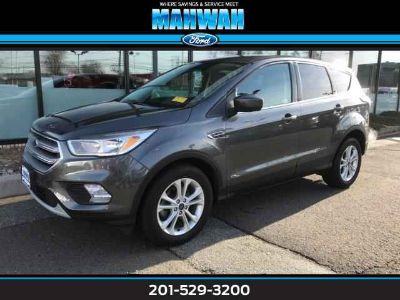 Used 2017 Ford Escape FWD