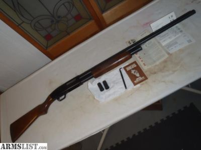 """For Sale: Mossberg 500 AG 12 ga. 28"""" Accu-Choke"""