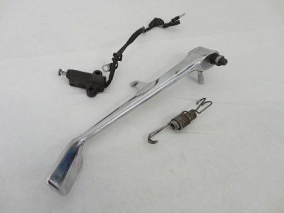 Purchase 1986-2010 Suzuki VS800 Intruder Chrome Side Kick Stand Assembly NICE 3155 motorcycle in Kittanning, Pennsylvania, US, for US $13.99