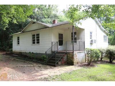 3 Bed 1 Bath Foreclosure Property in Madison, GA 30650 - Bostwick Rd