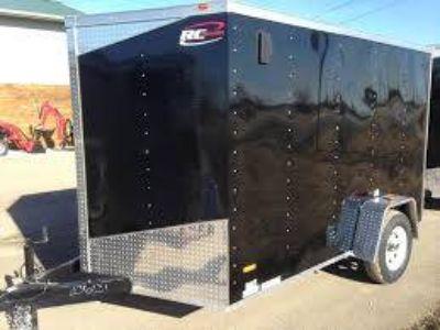 2019 RC TRAILERS RWT7X12SA ENCLOSED Cargo Trailers Elkhorn, WI