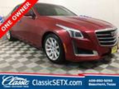 2015 Cadillac CTS 2.0L Turbo Luxury