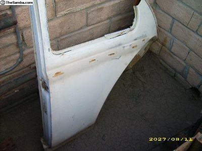 Rear Quarter Panels (up to 1964)