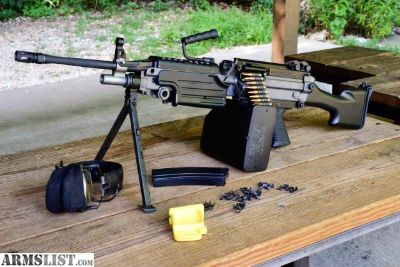 For Sale: FN M249S SAW