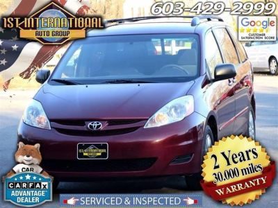 2008 Toyota Sienna LE 7-Passenger (Red)