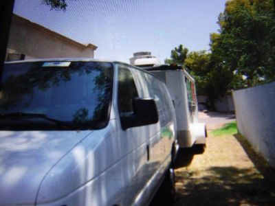 2006 Ford Van and Catering Trailer is Available-Arizona Select Rides